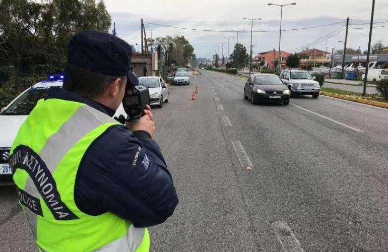 Σε εξέλιξη το Ειδικό Σχέδιο Δράσης τροχονομικής αστυνόμευσης στα ...