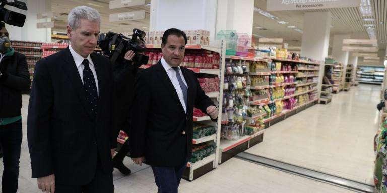 Γεωργιάδης: Ήξερα ότι θα κλείσουν τα μαγαζιά, αλλά δεν γινόταν να το πω