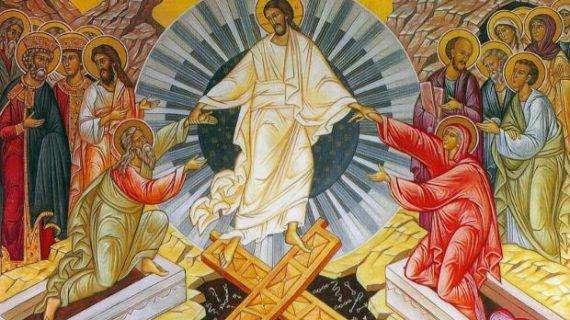 Μεγάλο Σάββατο: Η Ταφή του Κυρίου και η πρώτη Ανάσταση - Κέρκυρα ...