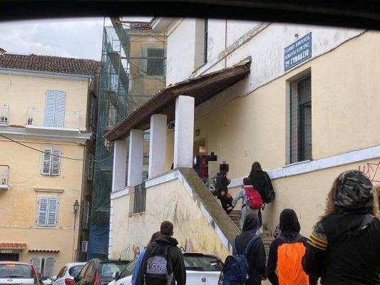 ΚΕΡΚΥΡΑ – Αποχή μαθητών από τμήματα του 2ου Γυμνασίου – Λειτουργούν 1ο & 5ο Γυμνάσιο