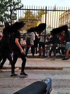 ΚΕΡΚΥΡΑ – Έληξε η κατάληψη σε 1ο & 2ο  Λύκειο αλλά η λειτουργία από αύριο