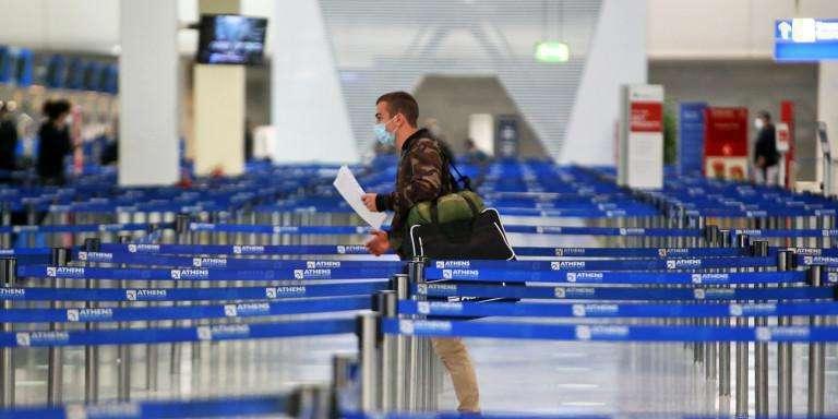 30 χρόνια πίσω! Ο κορωνοϊός «προσγείωσε» την αεροπορική κίνηση στην Ελλάδα -Η πτώση άγγιξε το 69%